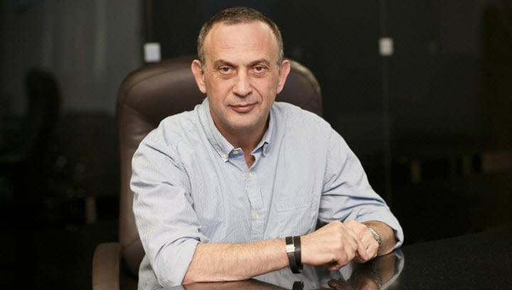 Аркадий Добкин. Фото с сайта www.intellinews.com