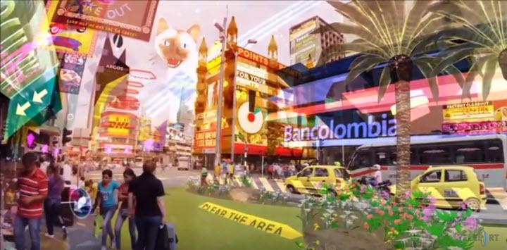 Скриншот из видео Teleport 360 на YouTube