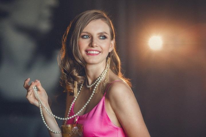 Оксана Жданова. Фото из личного архива