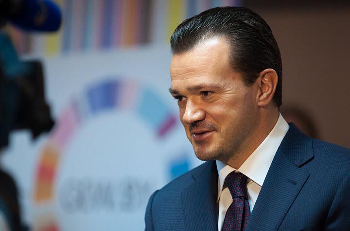 Денис Алейников старший партнер юридической фирмы Аleinikov & Partners Фото: Bel.biz