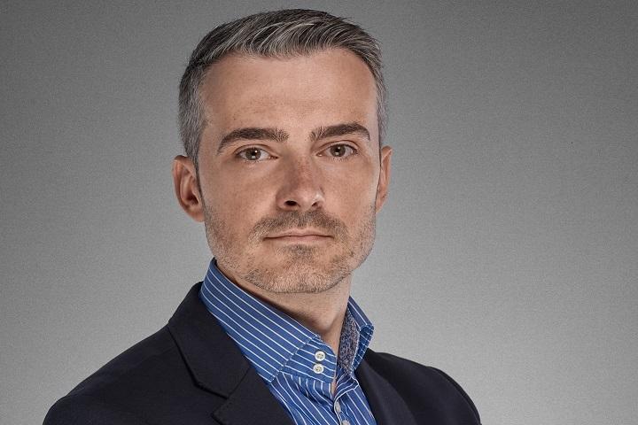 Андрей Купчин. Фото из личного архива