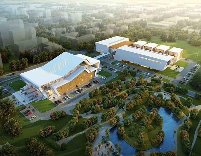 Проект индустриального парка «Великий Камень». Фото с сайта industrialpark.by