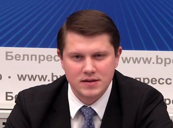 Дмитрий Клевжиц. Фото БЕЛТА