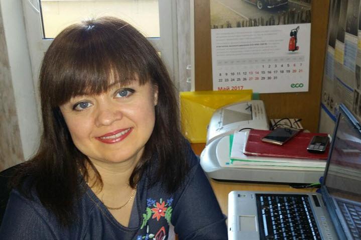 Юлия Абрамова. Фото из личного архива