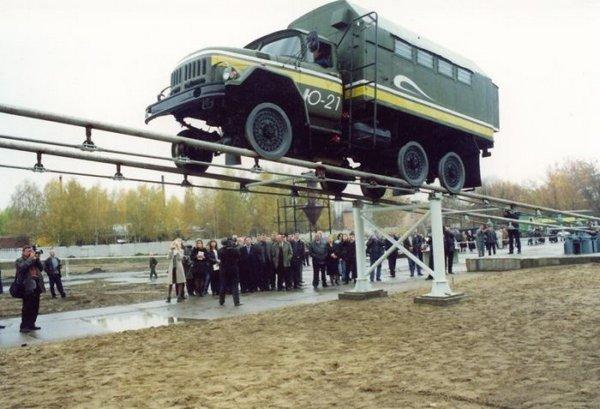 Испытания в Подмосковье. Фото с сайта sw-tech.by