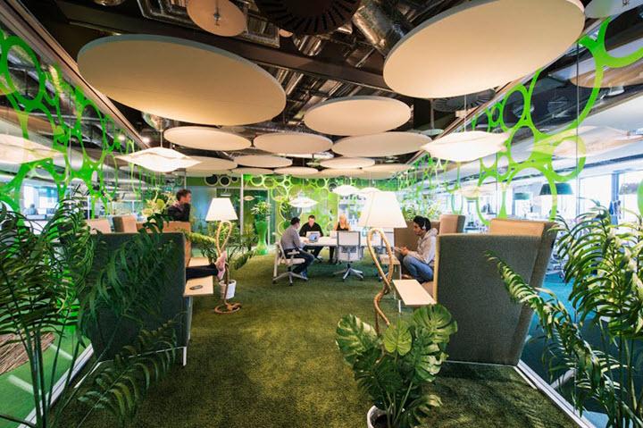 Офис Google. Фото с сайта joinus.pro