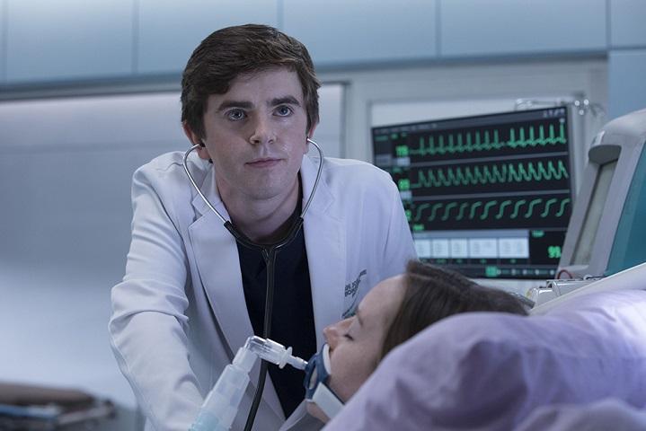 """Кадр из сериала """"Хороший доктор"""", США"""