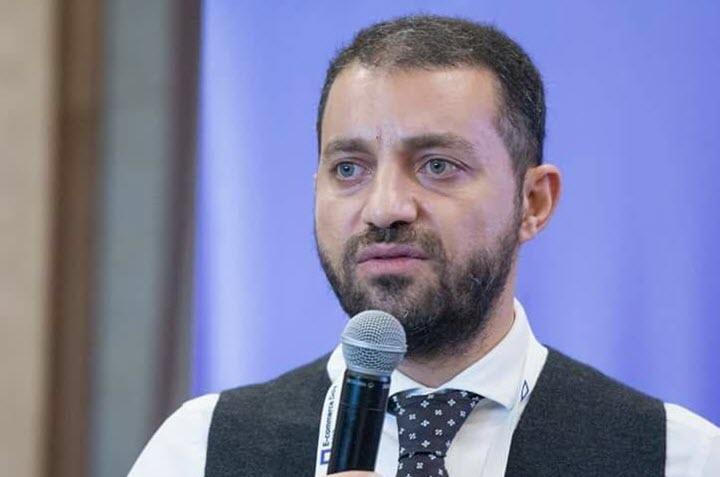 Вачаган Керобян. Фото из архива компании Menu Group