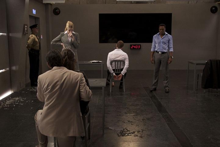 """Кадр из фильма """"Экзамен"""". Реж."""