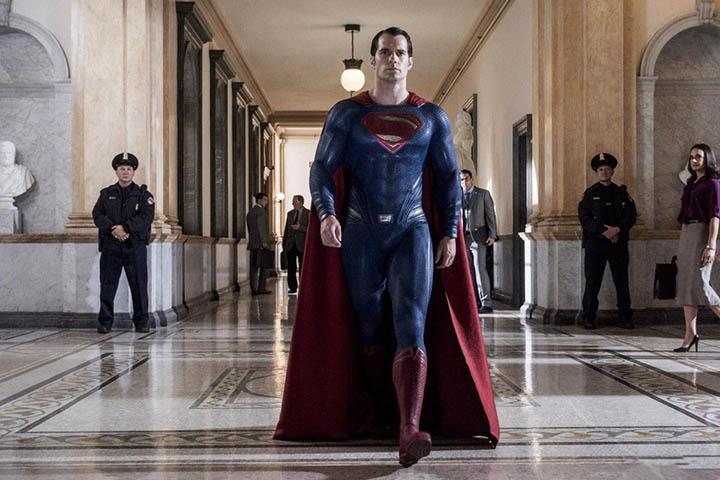 Кадр из фильма «Бэтмен против Супермена: На заре справедливости», реж. Зак Снайдер