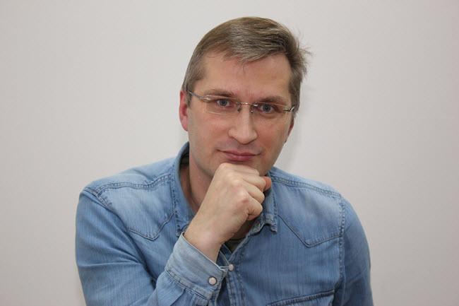Сергей Лысенко. Фото из личного архива