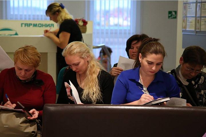 Фото состраницы сообщества клиники «Гармония» вFacebook