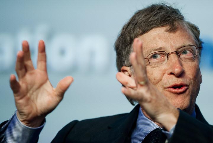 Билл Гейтс. Фото с сайта menside.ru