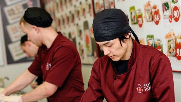 Фото с сайта sushihouse.by