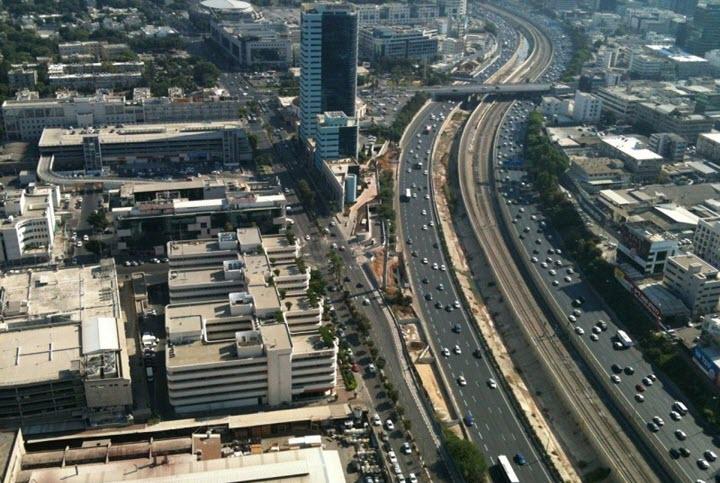 Тель-Авив, Израиль. Фото с сайта itbusinessweek.com