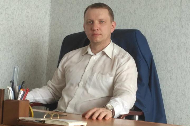Алексей Жагурин. Фото из личного архива