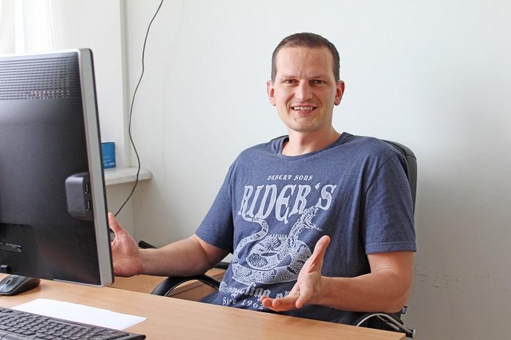 Алексей Паничев. Фото предоставлено myfin.by