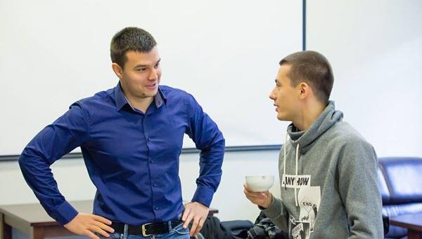 Сооснователи проекта Намбыпотестить.рф Алексей Васильев и Александр Васильев