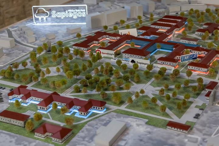 Фото со страницы Vilnius Tech Park в Facebook