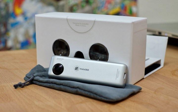 Камера Insta 360. Фото с сайта newsvideo.us