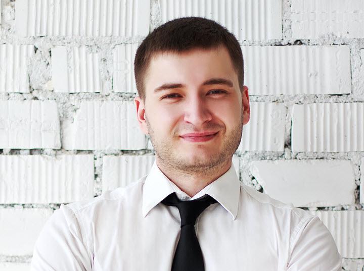 Денис Лазаренков. Фото из личного архива
