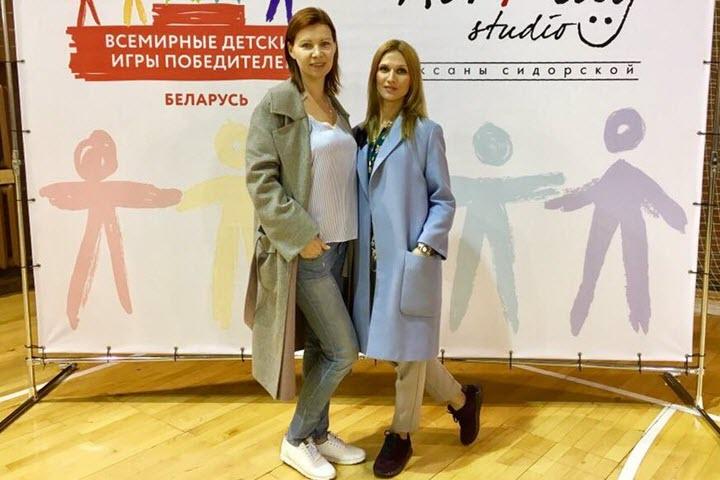 Фото из личного архива Оксаны Сидорской