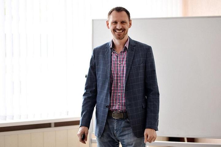 Максим Поклонский. Фото с сайта www.21.by