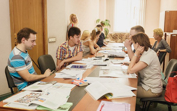 Фото предоставлено Institute of IT&Business Administration