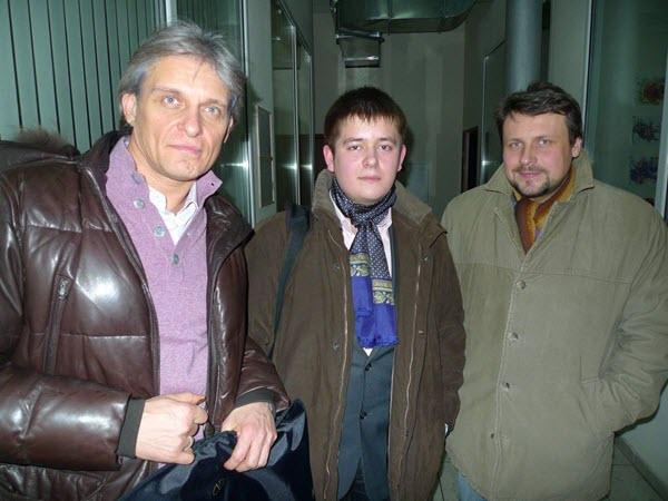 Фото из личного архива Евгения Бессчастнова