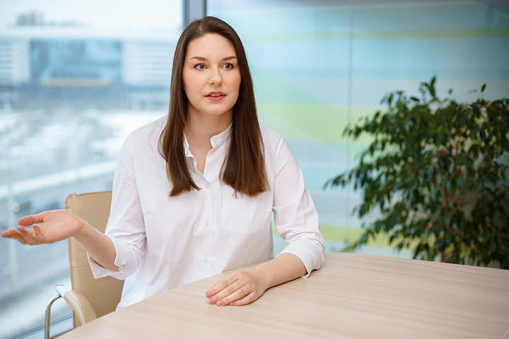 Мариля Климова. Фото из личного архива