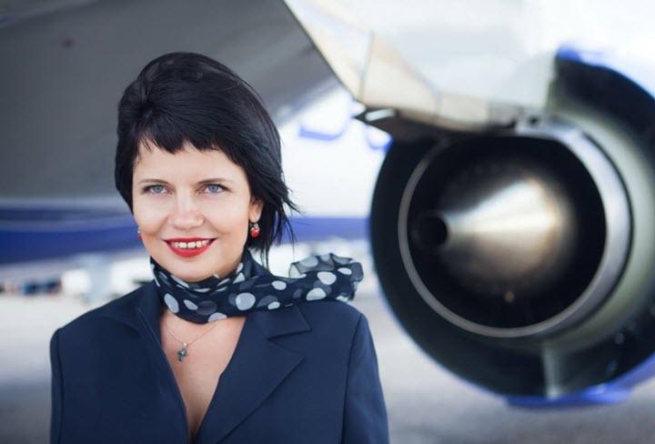 Ольга Прокопьева. Фото из личного архива