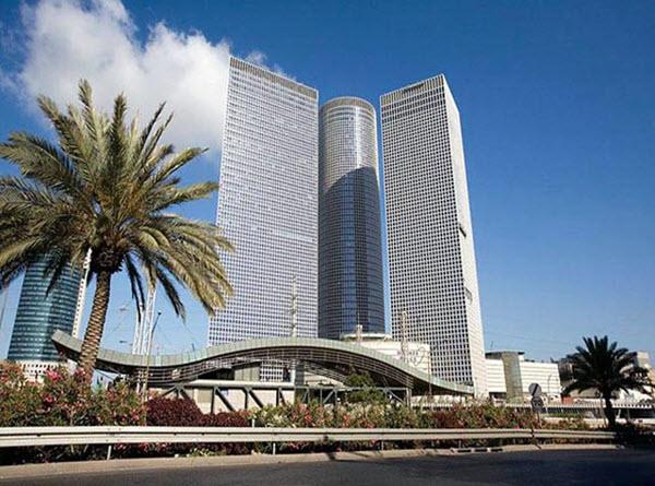 Тель-авив. Фото с сайта izrael.com.ua