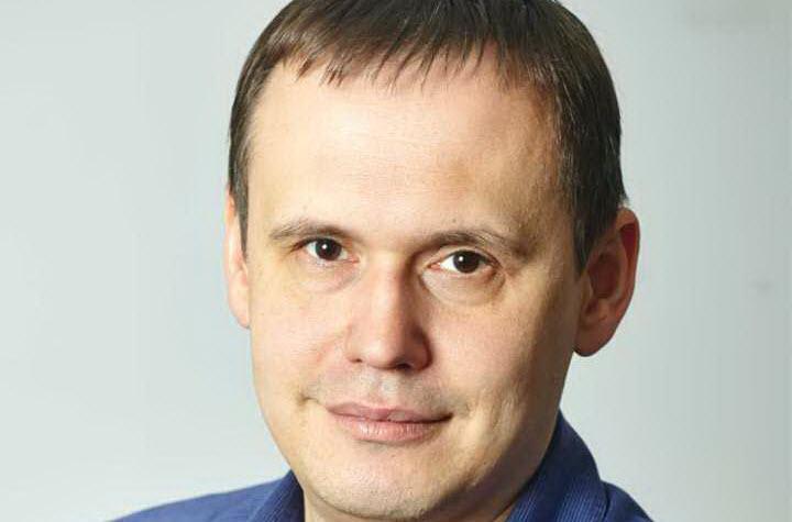 Андрей Яхновец. Фото из архива компании