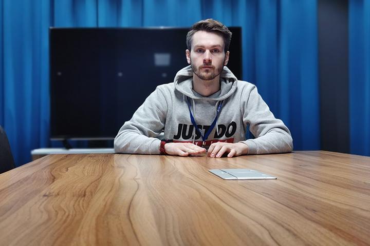 Александр Огородников. Фото предоставлено автором