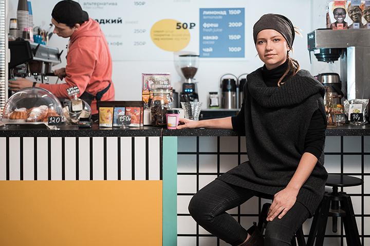 Саша Волкова. Фото с сайта rbc.ru