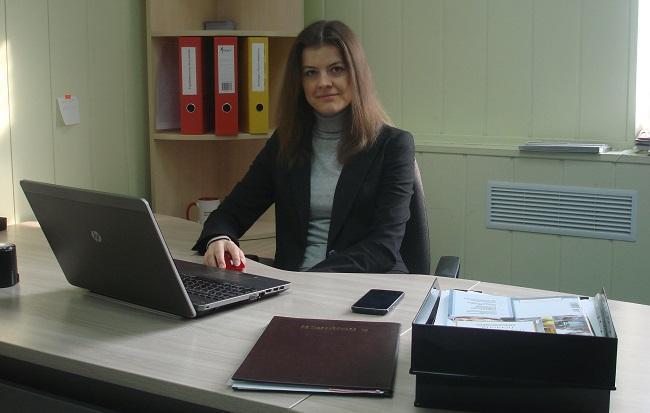Жанна Насута. Фото из личного архива