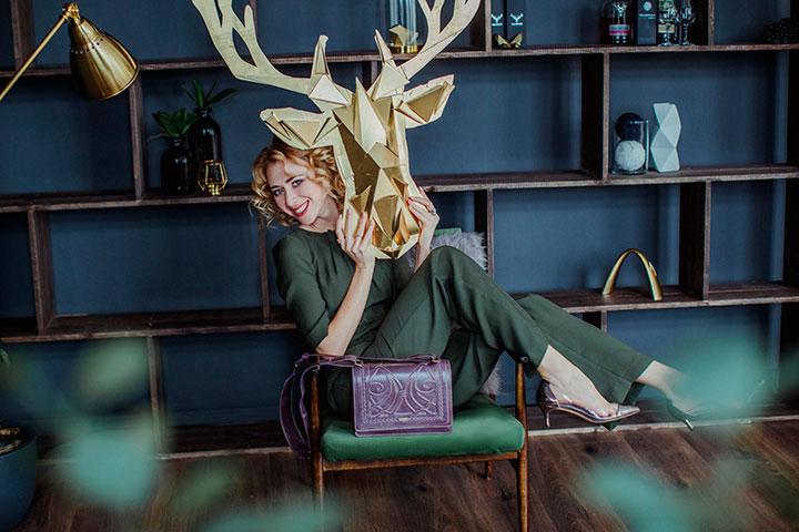 Марина Кондратьева. Фото из личного архива