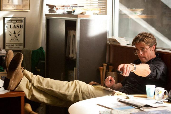 Кадр из фильма «Человек, который изменил все». Фото с сайта filmz.ru