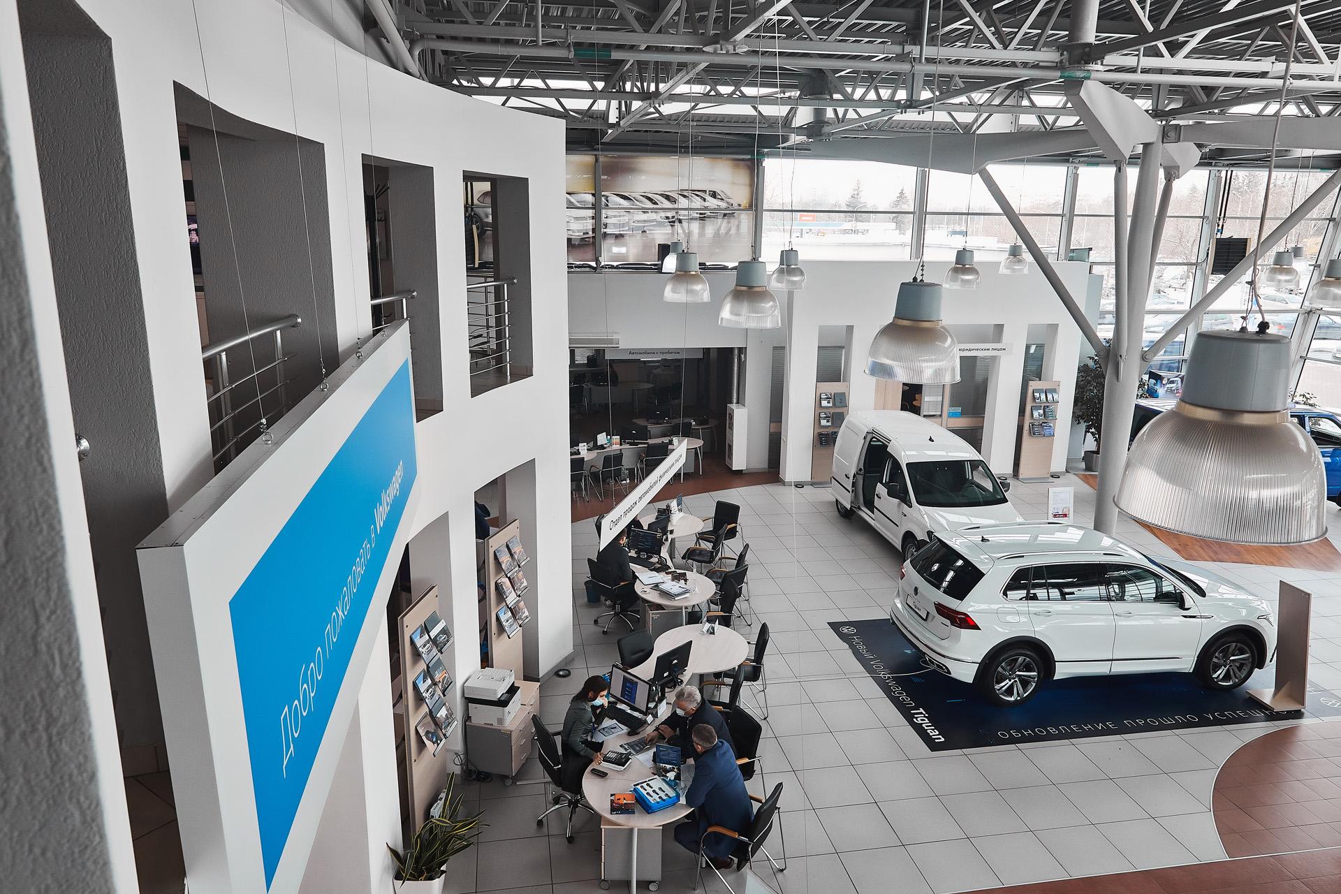 Фото: из архива Volkswagen Беларусь