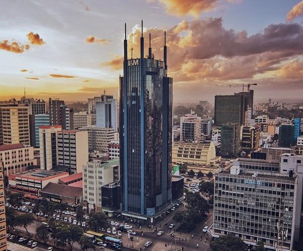 Найроби. Фото из личного архива Полины Казак