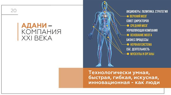 Изображение: кадр из презентации Владимира Линева