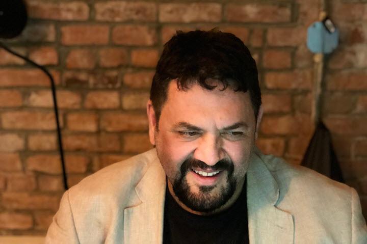 Ник Спэнос. Фото из личного архива