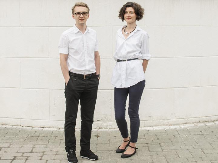 Александр Новиков и Лена Карпилова. Фото из личного архива