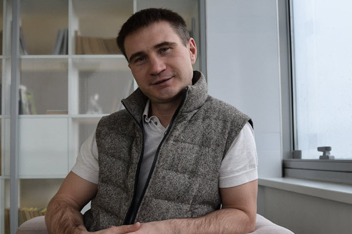 Алексей Щурко. Фото из личного архива