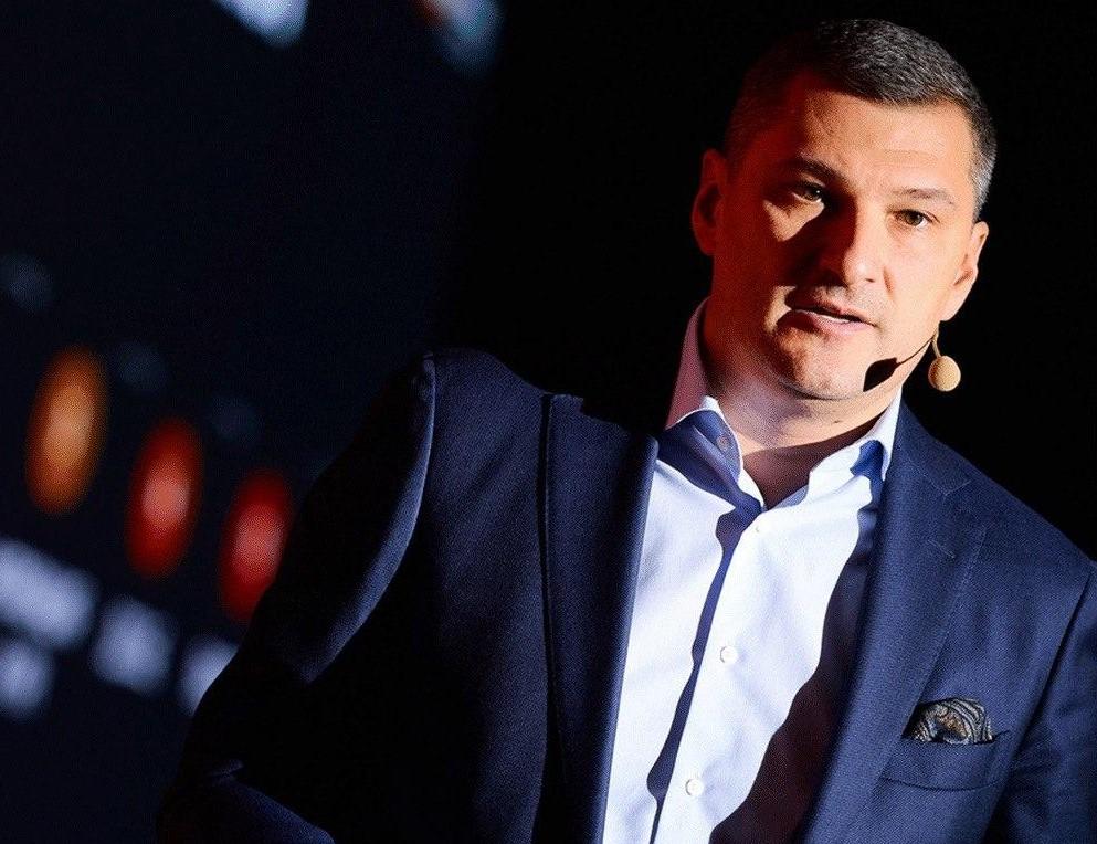 Евгений Вяткин. Совладелец ГК Pro Retail. Опыт в продажах — более 20 лет