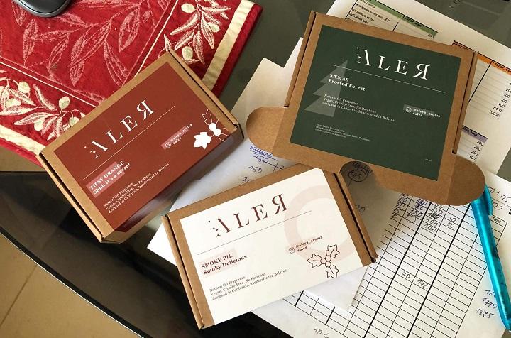 Фото из личного архива бренда ALEЯ