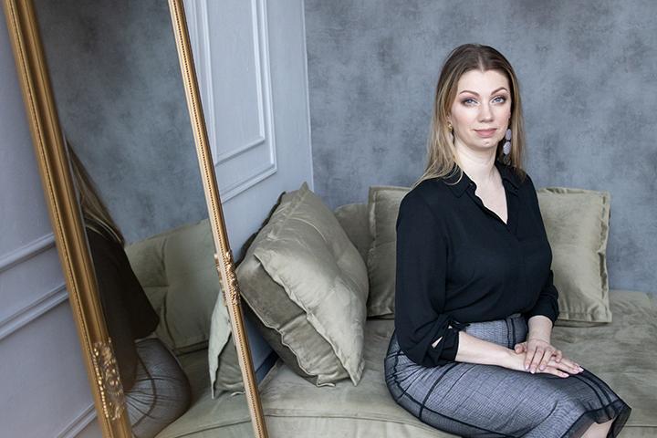 Катерина Левченко. Фото предоставлено автором