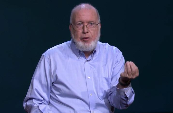 Келли. Скриншот видеокадра с ted.com
