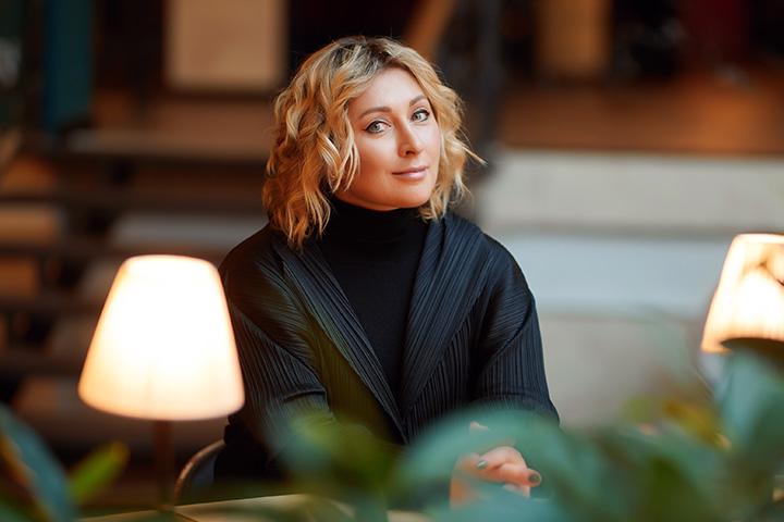 Виктория Тигипко. Фото из личного архива