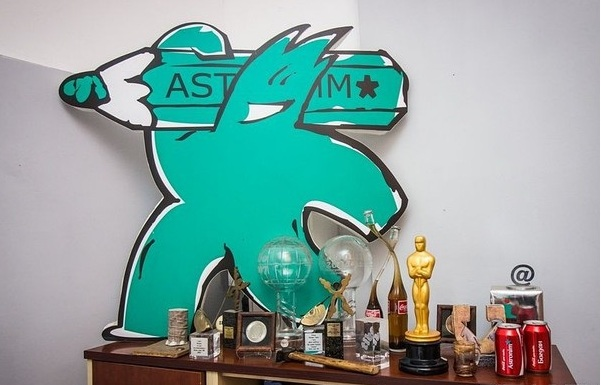 Офис Астроним*. Фото с сайта realt.by